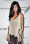 "Kat Von D at Art of Elysium 3rd Annual Black Tie charity gala '""Heaven"" held at 990 Wilshire Blvd in Beverly Hills, California on January 16,2010                                                                   Copyright 2009 DVS / RockinExposures"