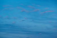 Dawn sky, Skagit Valley, Washington