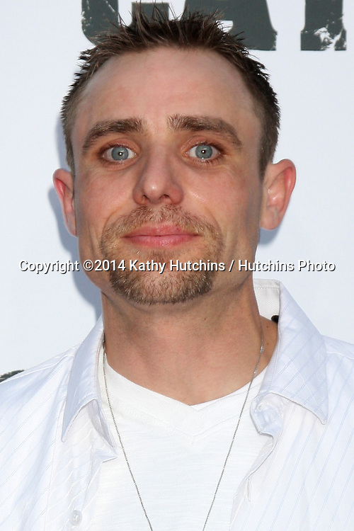 """LOS ANGELES - APR 22:  Jake Anderson at the """"Deadliest Catch"""" Season 10 Premiere Screening at ArcLight Hollywood Theaters on April 22, 2014 in Los Angeles, CA"""