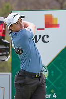 Paul Dunne (IRL) during the first round at the Nedbank Golf Challenge hosted by Gary Player,  Gary Player country Club, Sun City, Rustenburg, South Africa. 08/11/2018 <br /> Picture: Golffile | Tyrone Winfield<br /> <br /> <br /> All photo usage must carry mandatory copyright credit (&copy; Golffile | Tyrone Winfield)