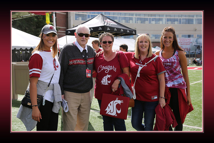Legends and fan shots from the Cougars 2016 home opener against the Eastern Washington Eagles at Martin Stadium in Pullman, Washington.
