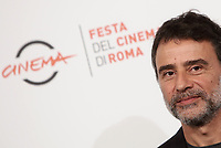 L'attore Vincenzo Amato posa durante il  photocall 'Tornare' alla 14^ Festa del Cinema di Roma all'Aufditorium Parco della Musica di Roma, 26 ottobre 2019. <br /> Italian actor Vincenzo Amato poses for a photocall to present  'Tornare' during the 14^ Rome Film Fest at Rome's Auditorium, on 26 October 2019.<br /> UPDATE IMAGES PRESS/Isabella Bonotto