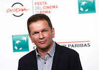 French director Gael Morel poses during a photo call to present the movie &quot;Prendre le large&quot; (&quot;Catch the wind&quot;) during the international Rome Film Festival at Rome's Auditorium, 29 October 2017.<br /> UPDATE IMAGES PRESS/Riccardo De Luca