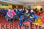 The general public at the Oral hearing on the South Kerry Greenway in the Manor West Hotel on Tuesday morning.