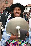 Girl In Festival