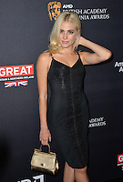 BEVERLY HILLS, CA. October 28, 2016: Pixie Lott at the 2016 AMD British Academy Britannia Awards at the Beverly Hilton Hotel.<br /> Picture: Paul Smith/Featureflash/SilverHub 0208 004 5359/ 07711 972644 Editors@silverhubmedia.com