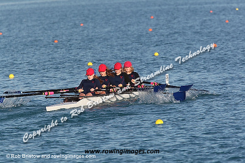 Mondays Heats at the Maadi Cup Regatta 2012