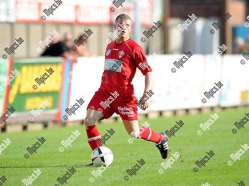 2011-09-02 / Voetbal / seizoen 2011-2012 / Lyra / Sam Wouters..Foto: Mpics