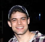 Jeremy Jordan.attending the Actors' Equity Broadway Opening Night Gypsy Robe Ceremony for Aaron J. Albano in.'Newsies - The Musical' at the Nederlander Theatre in NewYork City on 3/29/2012