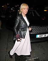 Sally Greene at the &quot;Girl From The North Country&quot; press night, Noel Coward Theatre, St Martin's Lane, London, England, UK, on Thursday 11 January 2018.<br /> CAP/CAN<br /> &copy;CAN/Capital Pictures