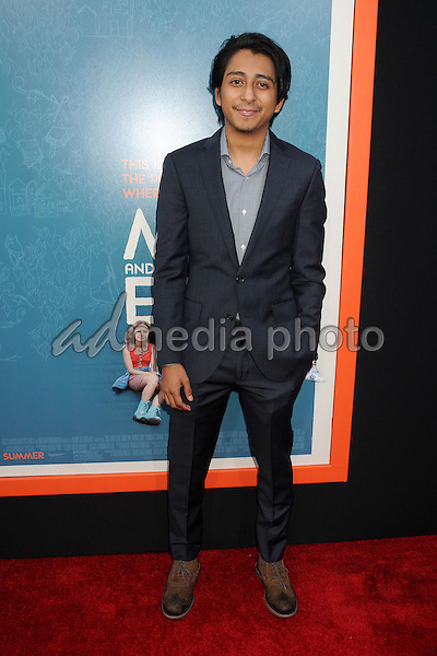 "3 June 2015 - West Hollywood, California - Tony Revolori. ""Me And Earl And The Dying Girl"" Los Angeles Premiere held at the Harmony Gold Theatre. Photo Credit: Byron Purvis/AdMedia"