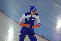 SCHAATSEN: GRONINGEN: Sportcentrum Kardinge, 17-01-2015, KPN NK Sprint, Margot Boer, ©foto Martin de Jong
