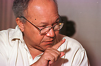 José Antonio Muniz Lopes, diretor da Eletronorte, durante entrevista.