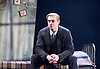 Three Comrades <br /> by Erich Maria Remarque <br /> Moscow Theatre <br /> Sovremennik <br /> at Piccadilly Theatre, London, Great Britain <br /> Press photocall <br /> 4th May 2017 <br /> <br /> Alexander Khovanskiy as Robert Lokhamp <br /> <br /> <br /> <br /> Photograph by Elliott Franks <br /> Image licensed to Elliott Franks Photography Services