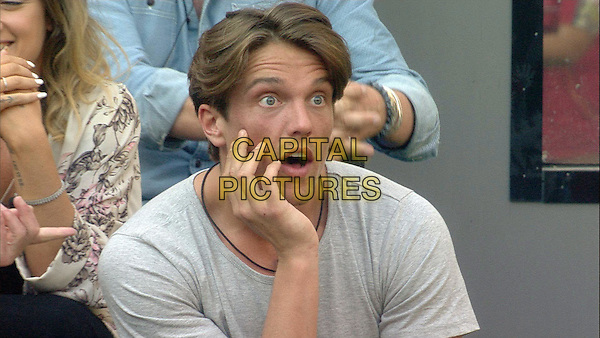 Celebrity Big Brother, Summer 2016, Day 21<br /> Lewis Bloor<br /> *Editorial Use Only*<br /> CAP/KFS<br /> Image supplied by Capital Pictures