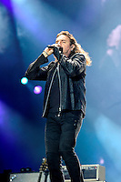 Mana performs on stage during Rock in Rio Madrid Festival on june 30th 2012.<br /> <br /> Photo: Mariscal / ALFAQUI