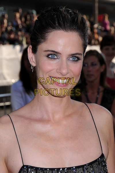 "AMANDA PEET.""The X-Files: I Want To Believe"" World Premiere at Grauman's Chinese Theatre, Hollywood, California, USA..July 23rd, 2008.headshot portrait .CAP/ADM/BP.©Byron Purvis/AdMedia/Capital Pictures."