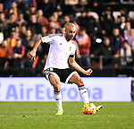 Valencia's  Aymen Abdennour during La Liga match. January 3, 2016. (ALTERPHOTOS/Javier Comos)