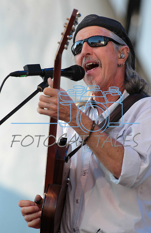 The Doobie Brothers perform with Chicago at the Harveys Lake Tahoe Outdoor Arena on Friday, July 13, 2012..Photo by Cathleen Allison