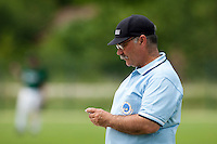 22 May 2009: Unidentified umpire is seen during the 2009 challenge de France, a tournament with the best French baseball teams - all eight elite league clubs - to determine a spot in the European Cup next year, at Montpellier, France.