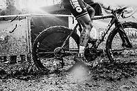 Sanne Cant (BEL/Iko-Beobank)<br /> <br /> Women's race<br /> Superprestige Gavere / Belgium 2017