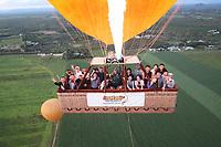 20170315 15 March Hot Air Balloon Cairns