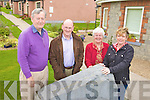 CARE: Overseers of the Glin Homes for the Elderly project, l-r: Joe Kennedy, Eddie O'Connor, Sr Mary Doody, Una Hennessy.