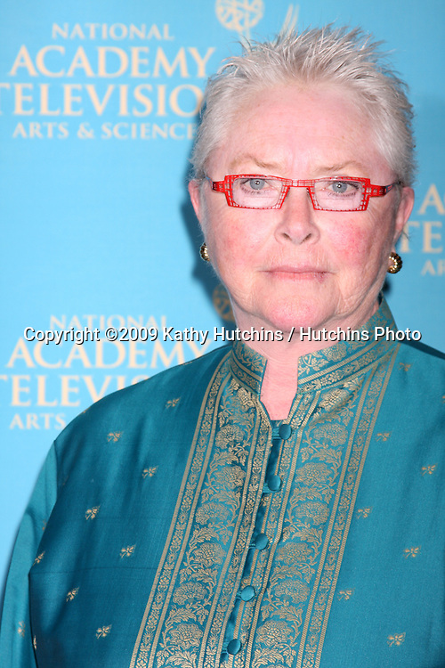 Susan Flannery  at the Daytime Creative Emmy Awards  at the Westin Bonaventure Hotel in  Los Angeles, CA on August 29, 2009.©2009 Kathy Hutchins / Hutchins Photo.