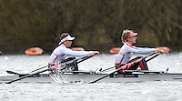 Caversham. Berkshire. UK<br /> GBR LW2X. Left. Charlotte TAYLOR and Kat COPLAND.<br /> 2016 GBRowing European Team Announcement,  <br /> <br /> Wednesday  06/04/2016 <br /> <br /> [Mandatory Credit; Peter SPURRIER/Intersport-images]