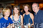 Phone a friend<br /> --------------------<br /> Supporting the Tralee Triathlon Club fundraising quiz last Saturday night at the Tralee Sailing Clubhouse, Fenit were L-R Maria Brosnan, Cathy Fisher with Susie&amp;Alan Cantwell.