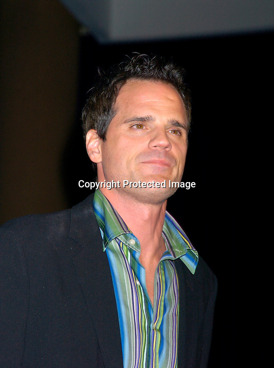 Michael Park Singing ..at the 10th Annual Daytime Television Salutes St. Jude Children's Research Hospital Benefit on October 8, 2004 at the Marriott Marquis Hotel in New York City...Photo by Robin Platzer, Twin Images