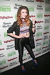 "Amy Heidemann attends special private concert event, sponsored by Garnier Fructis to celebrate Rolling Stone's ""Women Who Rock"" issue and contest at The Hard Rock Cafe, NY  10/16/12"
