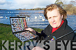 Margaret Doyle is the first woman.chairperson of the Lough Lein.Anglers club in Killarney.   Copyright Kerry's Eye 2008