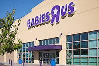 Babies R Us Store Front at Westminster Mall