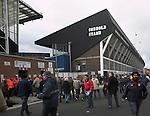 Cobbold Stand, Ipswich Town Football Club, Portman Road, Ipswich, Suffolk, England