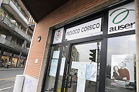- Corsico, l'ex  bar-pizzeria di via sant'Adele sequestrato alle cosche locali di 'ndrangheta a norma della legge Rognoni-Latorre 109/96 per la confisca dei beni alla criminalit&agrave; organizzata; attualmente sede dell'associazione Auser e della Pro Loco<br /> <br /> - Corsico, the former bar-pizzeria in sant'Adele street seized to local 'Ndrangheta clans under the law 109/96 Rognoni-Latorre for the confiscation of organized crime properties; now home for the Auser association and the local tourist board
