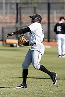 Jared Mitchell - Chicago White Sox 2009 Instructional League. .Photo by:  Bill Mitchell/Four Seam Images..