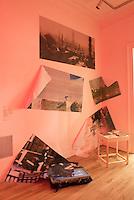 Fjernsyn/ Broken News, Daniel Norrengaard, Visual Communication, 2016