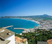 Spain, Costa Blanca, Javea (Xabia): small harbour town | Spanien, Costa Blanca, Javea (Xabia): kleine Hafenstadt im Norden der Costa Blanca