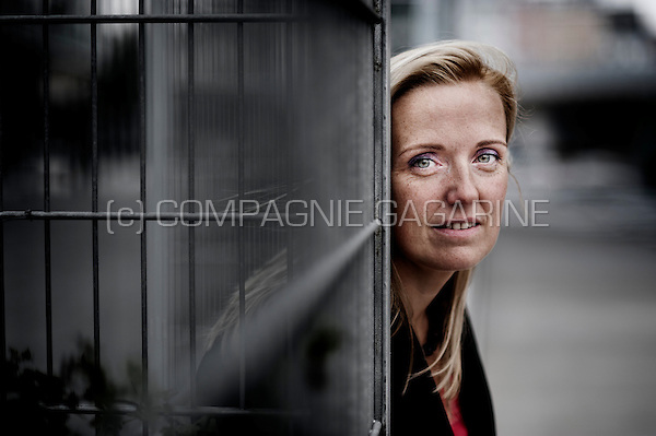 Sarah scaillet general manager of the national pensions - Office national des pensions bruxelles ...