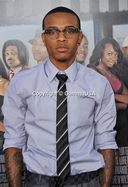 Bow Wow<br /> Lottery Ticket Premiere at the Chinese Theatre In Los Angeles.