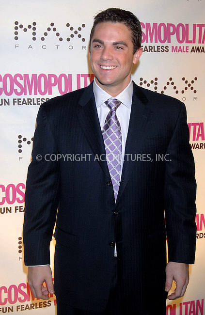 WWW.ACEPIXS.COM . . . . . ....January 22nd, 2007, New York City. ....David Wright attends the Cosmopolitan Magazine Honoring Nick Lachey as Fun Fearless Man of the Year at Cipriani. ......Please byline: KRISTIN CALLAHAN - ACEPIXS.COM.. . . . . . ..Ace Pictures, Inc:  ..(212) 243-8787 or (646) 769 0430..e-mail: info@acepixs.com..web: http://www.acepixs.com