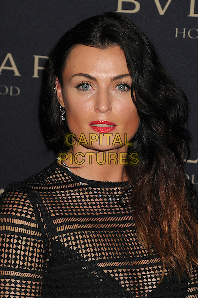 LOS ANGELES, CA - FEBRUARY 25 - Lyne Ren&eacute;e, Lyne Renee. BVLGARI &quot;Decades of Glamour&quot; Oscar Party held at Soho House on 25th February 2014.<br /> CAP/ADM/BP<br /> &copy;Byron Purvis/AdMedia/Capital Pictures