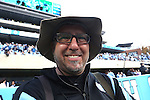 19 November 2016: UNC Athletics photographer Jeffrey Camarati. The University of North Carolina Tar Heels hosted the The Citadel, The Military College of South Carolina Bulldogs at Kenan Memorial Stadium in Chapel Hill, North Carolina in a 2016 NCAA Division I College Football game. UNC won the game 41-7.