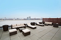 Roof Deck at 221 East 138th Street