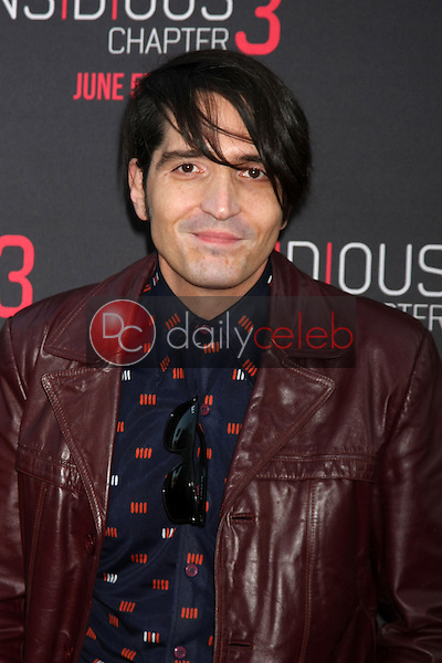 David Dastmalchian at the &quot;Insidious Chapter 3&quot; Premiere, TCL Chinese Theater, Hollywood, CA 06-04-15<br /> David Edwards/DailyCeleb.com 818-249-4998