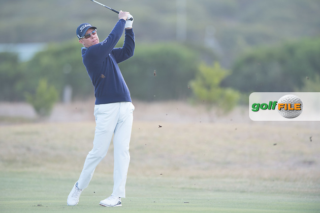 Brad Kennedy (AUS) during the 3rd round of the VIC Open, 13th Beech, Barwon Heads, Victoria, Australia. 09/02/2019.<br /> Picture Anthony Powter / Golffile.ie<br /> <br /> All photo usage must carry mandatory copyright credit (&copy; Golffile | Anthony Powter)