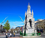 National Monument memorial, Grand Parade, City of Cork, County Cork, Ireland, Irish Republic