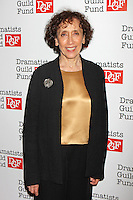 Susan Birkenhead attends The Dramatists Guild Fun's 50th Anniversary Gala at the Mandarin Oriental in New York, 03.06.2012...Credit: Rolf Mueller/face to face /MediaPunch Inc. ***FOR USA ONLY***