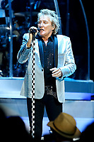 Rod Stewart live im Northwell Health at Jones Beach Theater. Wantagh, 18.07.2017